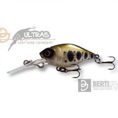 Vobler Berti Ultras Deep Crank 40F Olive Trout