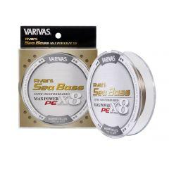 Fir Textil Varivas Avani Sea Bass Max Power PE X8 Status Gold #1.5/28.6lb/150m