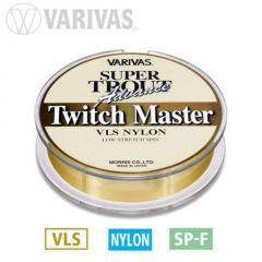 Fir monofilament Varivas Super Trout Twitch Master Gold 0.215mm/8lb/100m