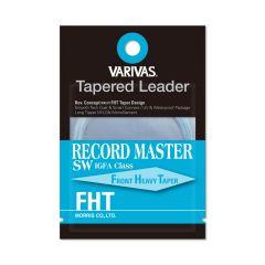 Fly Leader Varivas Tapered Leader Record Master SW IGFA 12ft 8lb