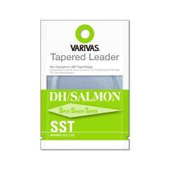 Fly Leader Varivas Tapered Leader DH Salmon SST 3X 18ft
