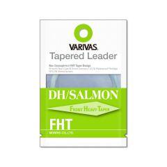 Fly Leader Varivas Tapered Leader DH Salmon FHT 3X 18ft