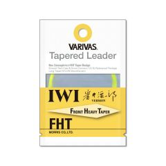 Fly Leader Varivas Tapered Leader IWI FHT 4X 16ft