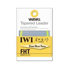 Fly Leader Varivas Tapered Leader IWI FHT 6X 16ft