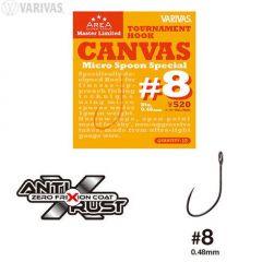 Carlige Varivas Super Trout Area Tournament Canvas Nr.8