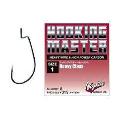 Carlige Varivas Nogales Hooking Master Heavy Class Nr. 1