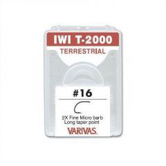 Carlige Varivas Fly IWI T-2000 nr.16, terrestrial