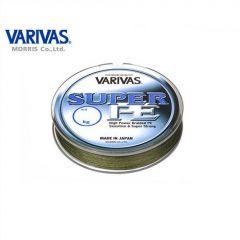 Fir Textil Varivas Super PE Tournament Green 0,19mm/13kg/270m