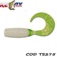 Grub Relax Twister VR1 4cm, culoare 275 - 25buc/plic