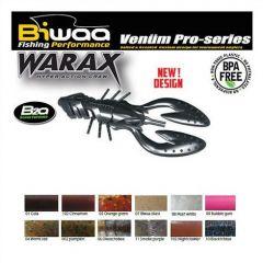 Biwaa Warax 10cm, culoare 103 Nightcrawler