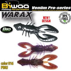 Biwaa Warax 10cm, culoare 016 PBNJ