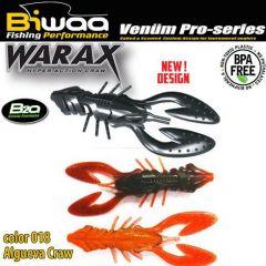 Biwaa Warax 10cm, culoare 018 Algueva Craw