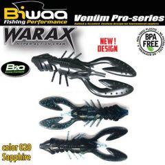 Biwaa Warax 10cm, culoare 020 Sapphire