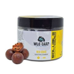 Boilies solubil pentru carlig WLC Carp Extra Flavour Red Squid 20mm