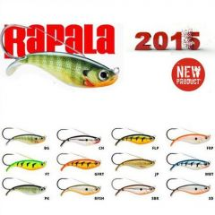 Vobler Rapala Weedless Shad 8cm/16gr. CH