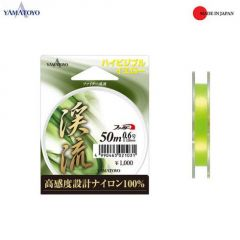 Fir monofilament Yamatoyo Fighter Keiryu 0.104mm/2lb/50m