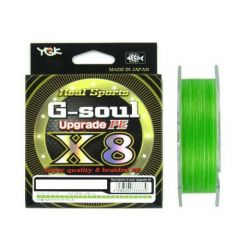 Fir textil YGK RS G-Soul X8 Upgrade 0.185mm/25lb/200m