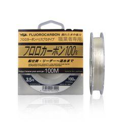 Fir fluorocarbon YGK Hariss Special 0.570mm/40lb/100m