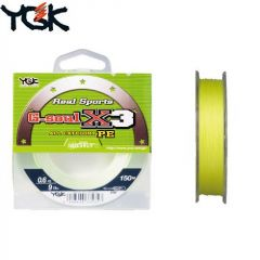 Fir textil YGK RS G-Soul X3 0.117mm/7.5lb/150m
