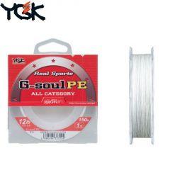 Fir textil YGK RS G-Soul PE 0.153mm/4.54kg/150m