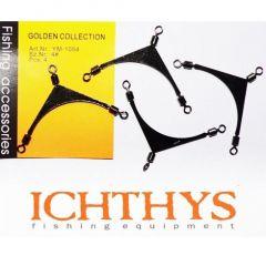 Varteje Ichthys V Plate Nr.4/35kg