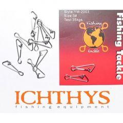 Agrafe Ichthys Hook nr.3/35 kg