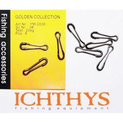 Agrafe Ichthys Rapide nr.3/20kg
