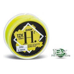 Fir textil Jaxon Hegemon 12X Supra Fluo 0.12mm/11kg/125m