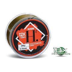 Fir textil Jaxon Hegemon 12X Supra Dark Olive 0.20mm/28kg/125m