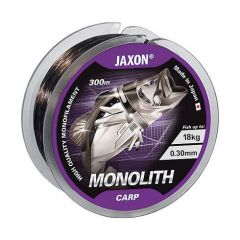 Fir monofilament Jaxon Monolith Carp 0.27mm/15kg/300m