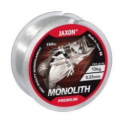 Fir monofilament Jaxon Monolith Premium 0.18mm/7kg/150m