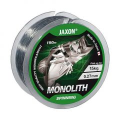 Fir monofilament Jaxon Monolith Spinning 0.22mm/11kg/150m