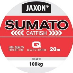Fir textil Jaxon Sumato Catfish Leader 100kg/20m