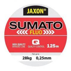 Fir textil Jaxon Sumato Fluo 0.18mm/125m