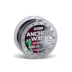 Fir textil Jaxon Anchor PE WX8 0.10mm/10kg/100m