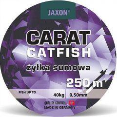 Fir monofilament Jaxon Carat Catfish 0,50mm/40kg/250m