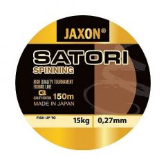 Fir monofilament Jaxon Satori Spinning 0,27mm/15kg/150m